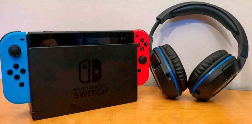 Actualización de la Switch habría añadido soporte de audio Bluetooth