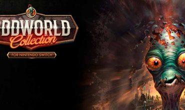 Oddworld Collection llegará a Switch el próximo mes