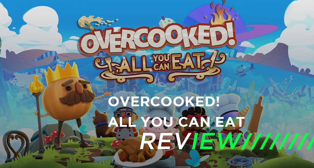 overcooked! all you can eat review main