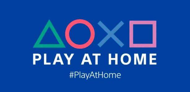 Sony confirma actualización de Play At Home, llegarán más juegos gratis de PS4