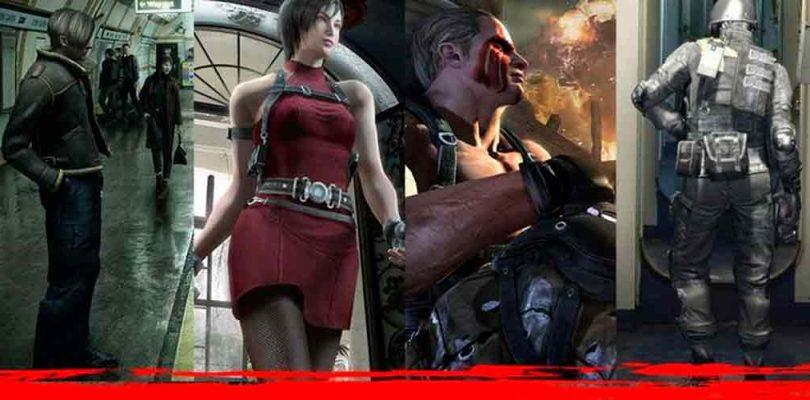 Modders remasterizan Los Mercenarios de Resident Evil 4