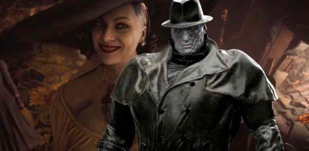 Resident Evil Village: Ya puedes fusionar a Lady Dimitrescu con Mr. X