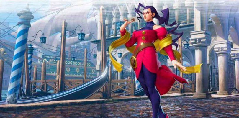 Street Fighter V: El DLC de Rose ya tiene fecha de lanzamiento