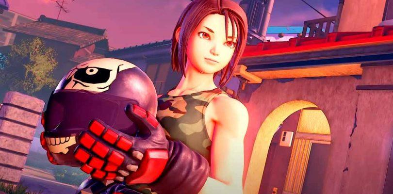 Street Fighter V estrena un nuevo gameplay de Akira