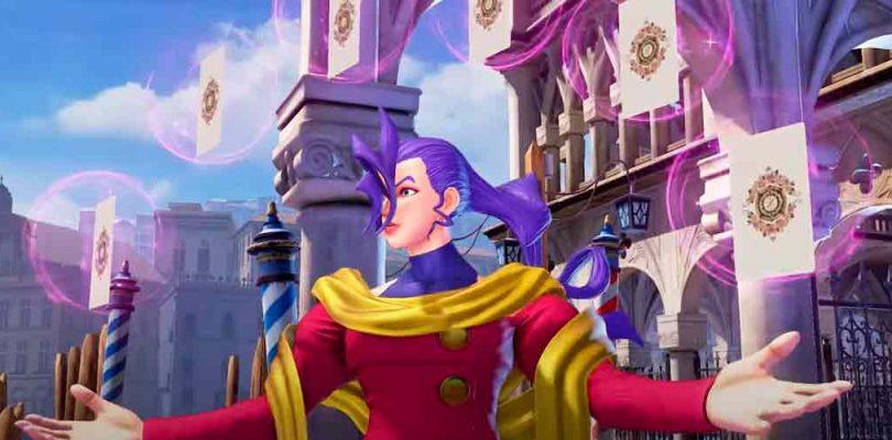 Street Fighter V: Trailer de Rose se luce antes de su lanzamiento