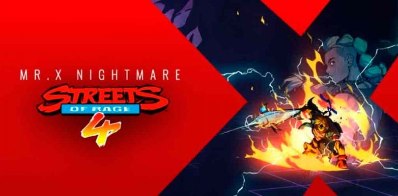 Streets of Rage 4 tendrá nuevos luchadores y más