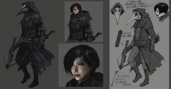 Ada Wong fue eliminada de Resident Evil Village