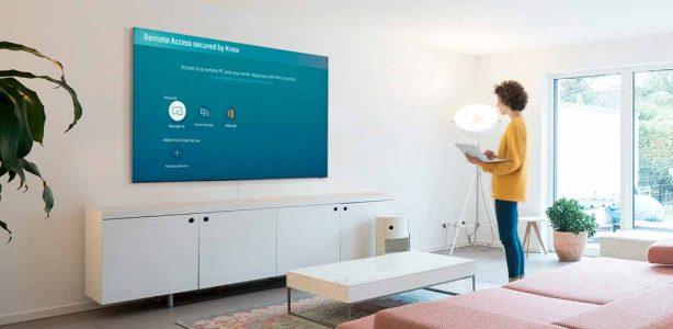 Consejos para usar tu televisor Samsung como una extensión de tus dispositivos móviles