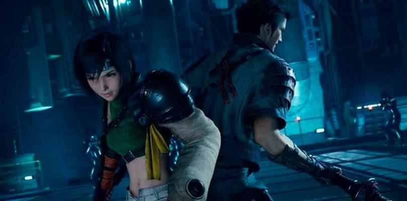 Mira el tráiler final de Final Fantasy VII Remake Intergrade