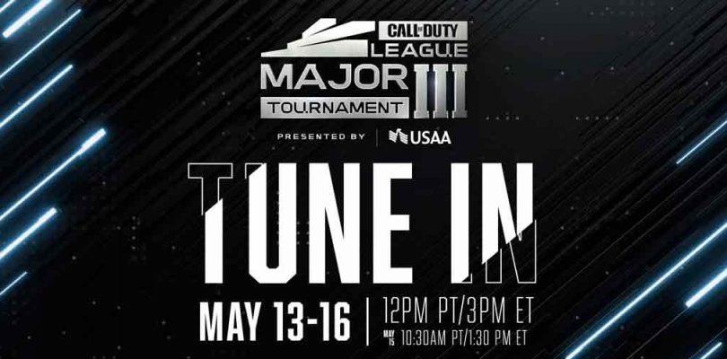 Todo lo que necesitas saber para el Major III de la Call of Duty League