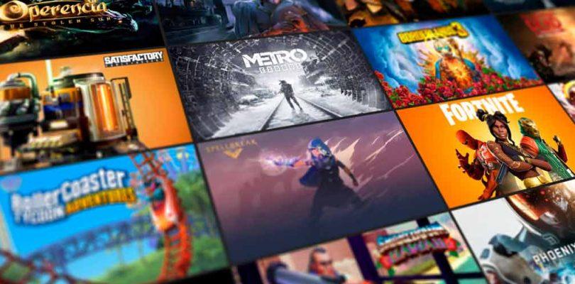 La Epic Games Store gastó una fortuna en asegurar juegos gratuitos en sus primeros 9 meses