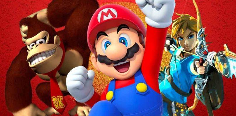 Nintendo dice que está explorando contenidos de animación para otras series además de Mario
