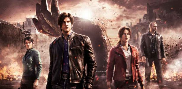 Resident Evil: Infinite Darkness ya cuenta con fecha de estreno