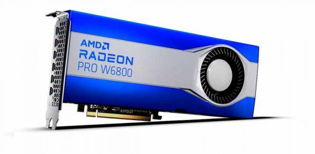 AMD presenta las nuevas tarjetas gráficas para estaciones de trabajo AMD Radeon PRO Serie W6000