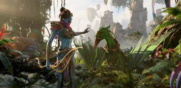 Avatar: Frontiers of Pandora es una aventura de acción de mundo abierto