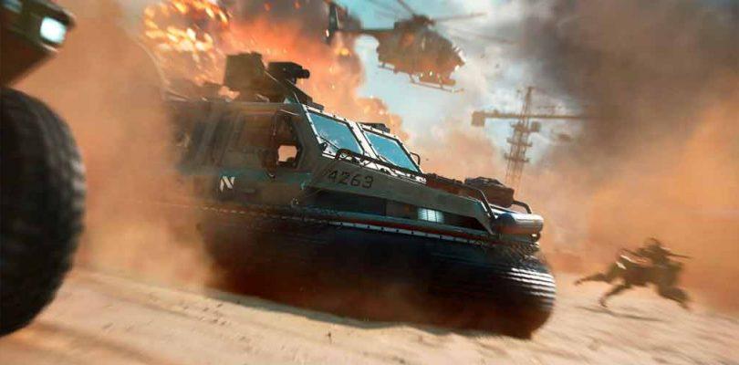 DICE hablará hoy de la revelación de Battlefield 2042