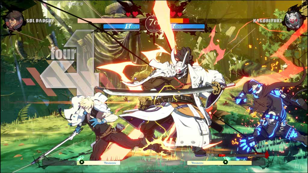 guilty gear -strive- review 009