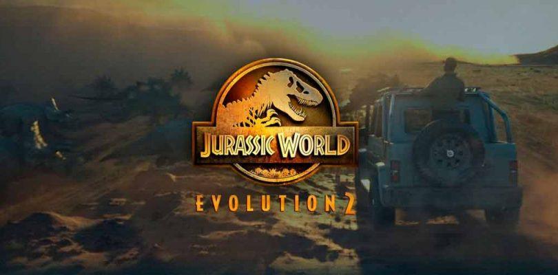Jurassic World Evolution 2 fue revelado por Jeff Goldblum