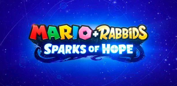 Mario + Rabbids Sparks of Hope se reveló oficialmente