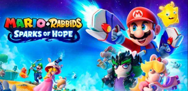 Mario + Rabbids Sparks of Hope se ha filtrado a través de la web de Nintendo