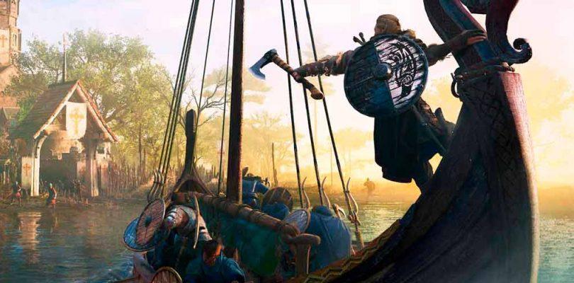 Assassin's Creed Valhalla recibe hoy un nuevo modo de juego
