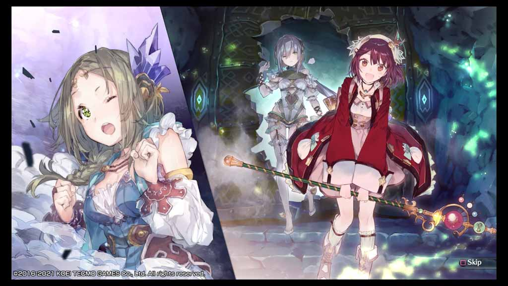 atelier mysterious trilogy deluxe  9