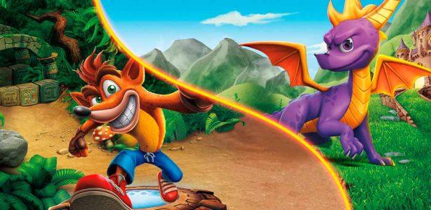 Spyro The Dragon llegaría a Crash Bandicoot On The Run