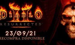 Diablo II: Resurrected reabre las puertas del infierno el 23 de septiembre
