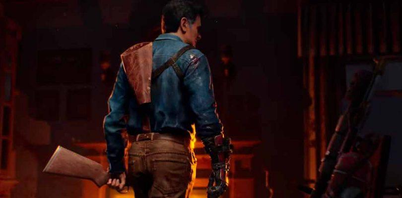 Evil Dead: The Gane recibe nuevo gameplay trailer antes de su salida