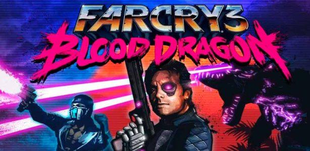 Far Cry 3 Blood Dragon será remasterizado como Season Pass de Far Cry 6