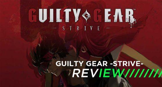 guilty gear -strive- rev