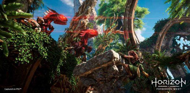"""Horizon Forbidden West ofrecerá una experiencia """"igual de inmersiva"""""""