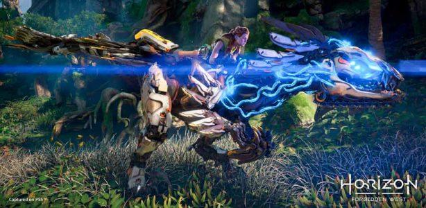 Horizon Forbidden West: Se comparten nuevos detalles del juego