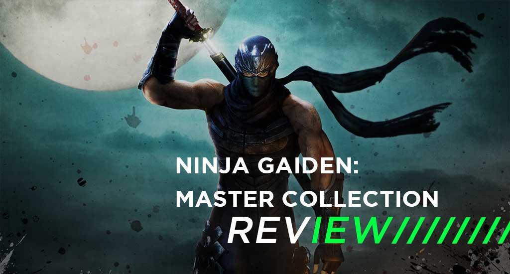 ninja gaiden: master collection rev