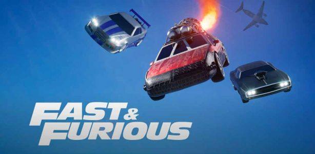 Psyonix anuncia el regreso de Fast & Furious a Rocket League el 17 de junio