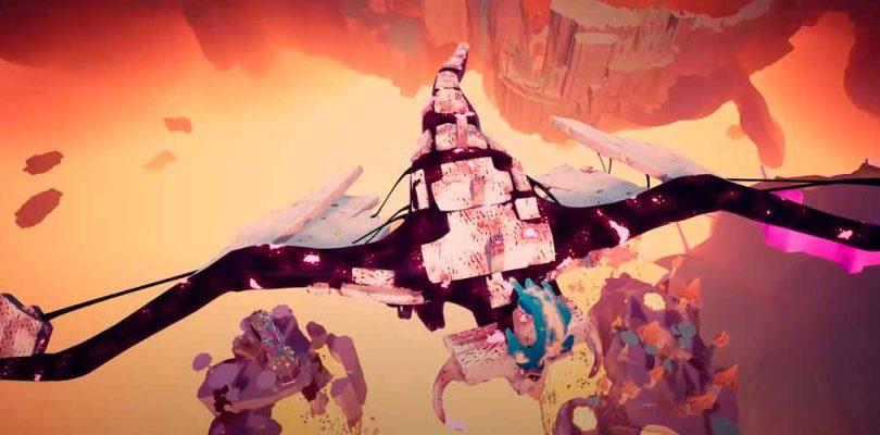 Se comparte nuevo tráiler gameplay de Solar Ash