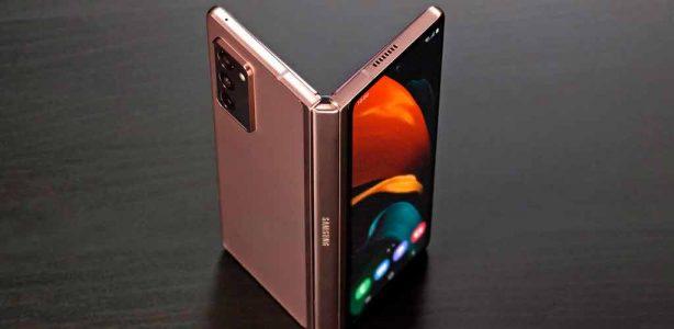 5 razones que los emprendedores y ejecutivos destacan del Galaxy Z Fold2