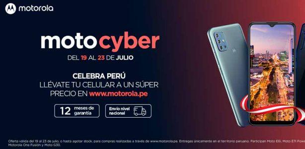 Motorola anuncia promociones especiales para que más peruanos puedan acceder a las últimas tecnologías