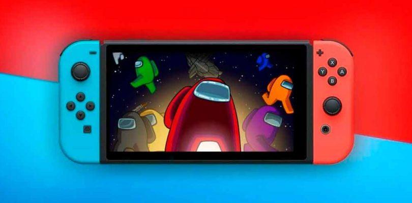 Among Us etará gratis esta semana en Nintendo Switch