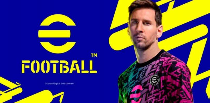 Konami anuncia eFootball, el sucesor de PES que ahora será gratuito