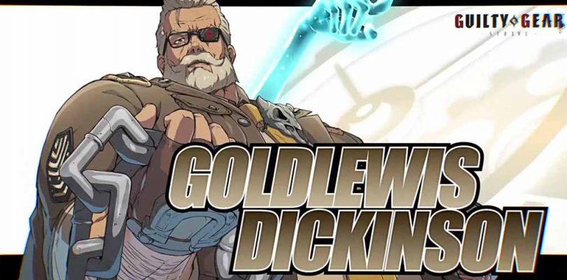 guilty gear -strive- goldlewis dickinson