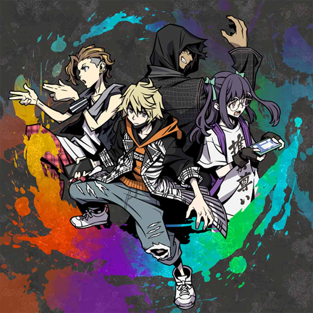 the world ends with you launch