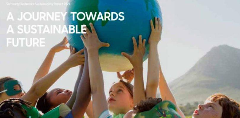 Samsung Electronics presentó su Informe de Sustentabilidad 2021