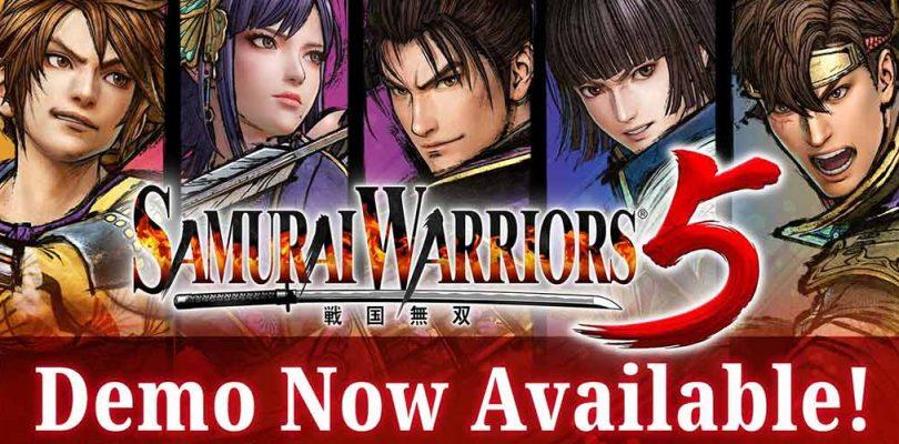 samurai warriors 5 demo