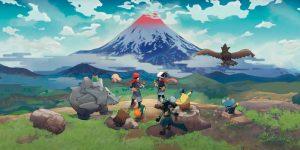 Esto fue todo lo revelado en el Pokémon Presents del día de hoy