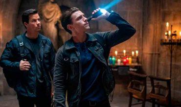 Uncharted: Detalles de la CinemaCon muestran a Nathan Drake caer de un avión