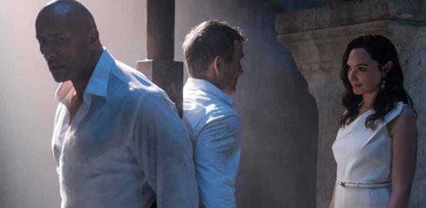 Alerta Roja: Mira a Gal Gadot, Dwayne Johnson y Ryan Reynolds en este trailer