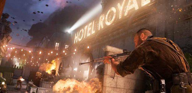 Tramposos están arruinado la beta multijugador de Call of Duty: Vanguard