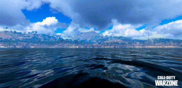 Call of Duty: Warzone revela primer vistazo al mapa del Pacífico