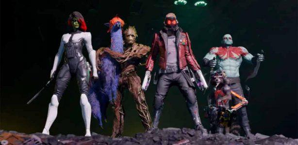 Guardians of the Galaxy han llegado oficialmente a fase Gold